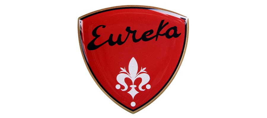 "Eureka was born in 1920 when Aurelio Conti, in a small engineering workshop in the surrounding area of Florence, started the production of electrical milk-shakers which were characterised by high quality standards and the elegance of that olden times. Soon after the war, the Eureka trademark was to be seen on Coffee Grinders, multi-purpose groups, mixers, meat mincers, and citrus squeezers. The innovative design, our loving care for details, along with the reliabilty of our products, are the keys to Eureka's success which Valerio Conti passed on to us. Today, the brand Eureka is directed by Filippo Conti which continues the nearly 90 years of work, passion, and tradition by focusing on research and innovation. The outcome of this long-standing history is the diffusion in over 52 countries of Eureka Coffee Grinders. Today, Eureka is an international reference brand for professionals in the Ho.Re.Ca. sector. Eureka is a leading company in the designing and manufacturing of Coffee Grinders with elegant desing and innovative technology. Without altgering the long-standing reliability of each product, Eureka aims at being the reference company for innovation in the Coffee Grinder industry. Eureka provides a wide range of professional Coffee Grinders for any type of coffee which meets the clients' productivity and budgetary needs. The certifications awarded allow Eureka to operate throughout the world and to ensure compliance with local standards and regulations as well as providing customers with reliable, beautiful, easy-to-use ""made in Florence"" products. We aim at providing the best grinding in order to bring out the aroma of coffees from Italy and from the world alike. Italian technology and design, and a passion for coffee: this is Eureka! Since 1920."